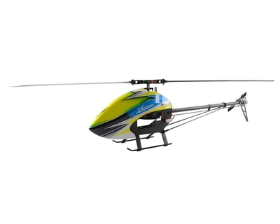 RC Helicopter MD500D 250 Pre-Painted fuselage for 250 Size Helicopters.Suitable for Align T-REX250 Police Yellow Painting