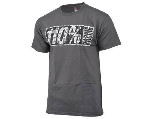 110% Racing Dark Grey Character T-Shirt