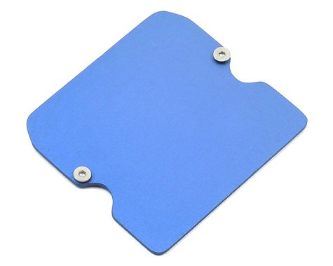 175RC B6/B6D Aluminum Chassis Weight (9g) (Blue)