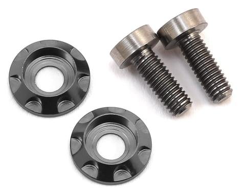 "175RC 3x8mm Titanium ""High Load"" Motor Screws (Grey)"