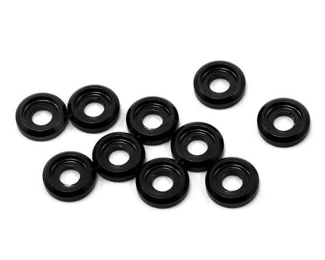 175RC Aluminum Button Head Screw High Load Spacer (Black) (10)