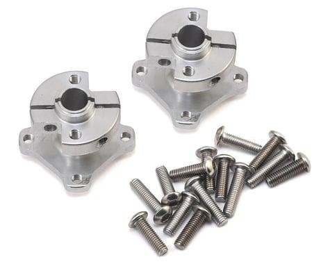 175RC Aluminum CNC Clamping Style 4-Bolt Drag Hubs (2)