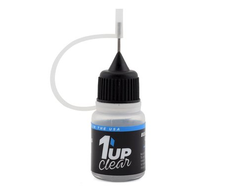 1UP Racing Clear Bearing Oil Lubricant