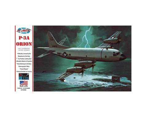 P-3A Orion US Navy Anti Submarine Patrol Bomber