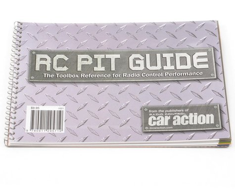 Air Age Publishing R/C Car Action Pit Guide