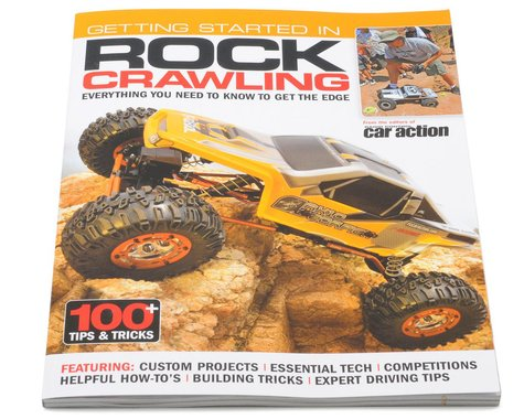 """Air Age Publishing R/C Car Action """"Getting Started In Rock Crawling"""""""