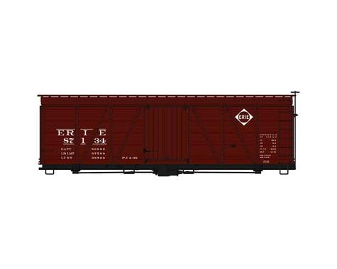 Accurail HO KIT 36' Fowler Wood Box Erie