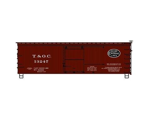 Accurail HO KIT 36' Double Sheath Box T&OC