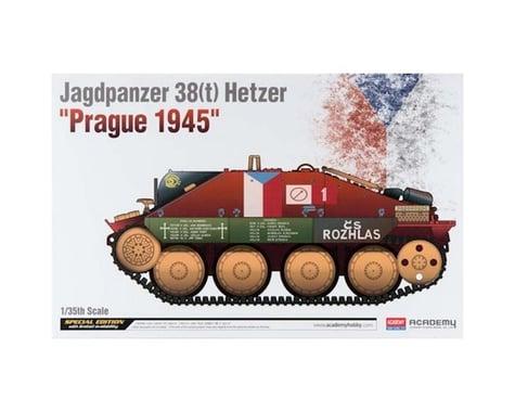 Academy/MRC 1/35 Jagdpanzer 38(t) Hetzer Tank Prague 1945 (Ltd