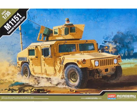 Academy/MRC 1/35 M1151 Expanded Capacity Armament Carrier