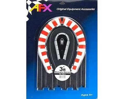 """AFX Track, Hairpin 3"""" Pair"""