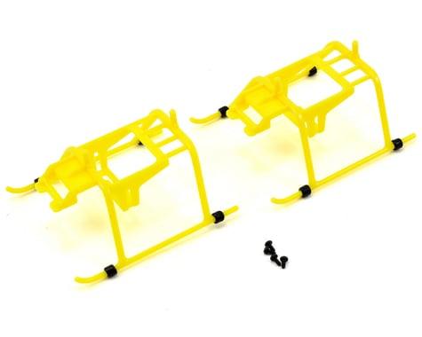 Align 150 Landing Skid Set (Yellow) (2)