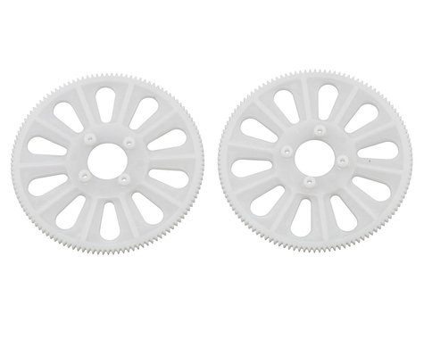 Align New Main Drive Gear (2) (120T)