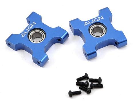 Align Sport V2 Metal Main Shaft Bearing Block Set