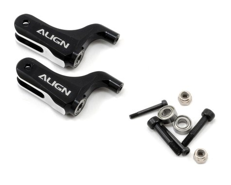 Align 450DFC Main Rotor Holder Set (Black)