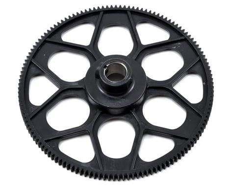 Align M0.8 Autorotation Tail Drive Gear (Black) (131T)