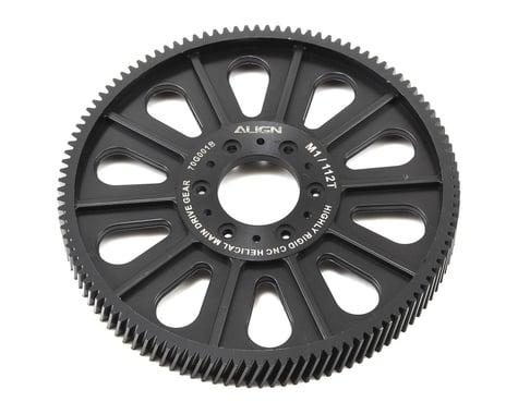 Align CNC Slant Thread Main Drive Gear (112T/13.5mm)