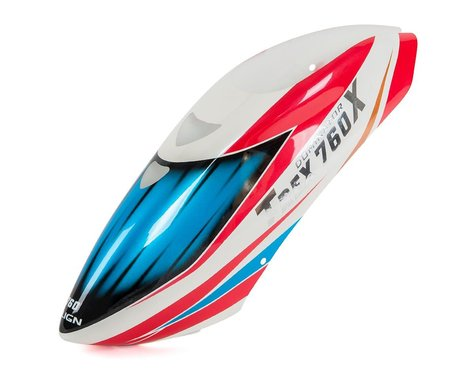 Align Painted Canopy (Red/White/Blue) (760X)