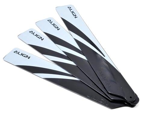 Align 120 Main Blade Set (Black)