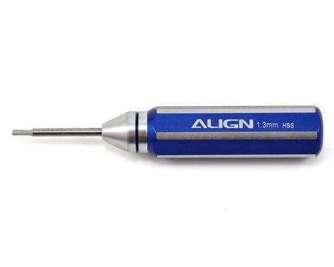 Align Hexagon Screw Driver (1.3mm)