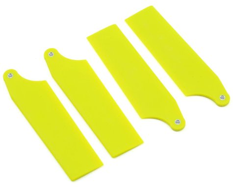Align 74mm Tail Blade (Yellow) (470L)