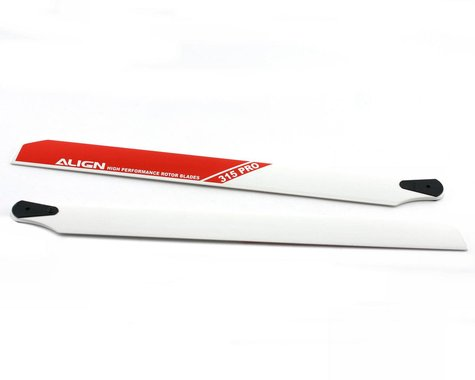 Align 315 Pro Rotor Blade (White/Red)