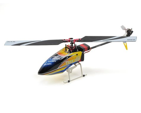 SCRATCH & DENT: Align T-Rex 150X DFC Combo BTF Electric Helicopter