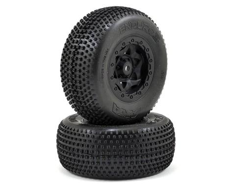 AKA Enduro 3 Wide SC Pre-Mounted Tires (SC5M) (2) (Black) (Soft)