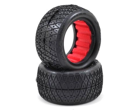"AKA Crosslink 2.2"" Rear Buggy Tires (2) (Clay)"