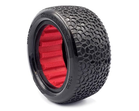 "AKA Scribble 2.2"" Rear Buggy Tires (2) (Ultra Soft)"