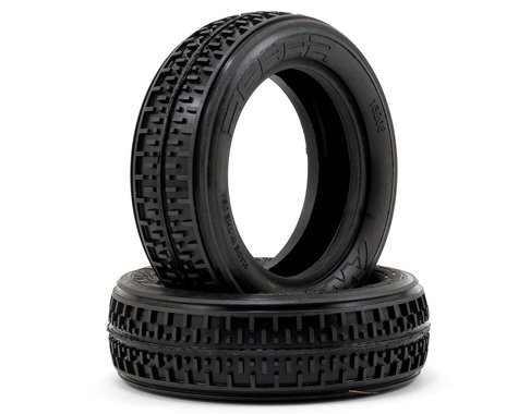 """AKA Rebar 2.2"""" Front 2WD Buggy Tires (2) (Soft)"""