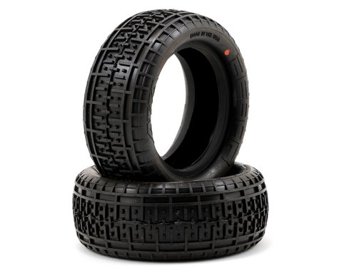 "AKA Rebar 2.2"" Front 4WD Buggy Tires (2) (Super Soft)"