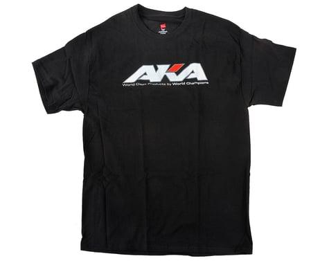 AKA Short Sleeve Shirt (Black) (L)
