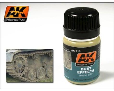 AK Interactive Dust Effects Enamel Paint 35ml Bottle