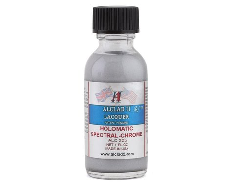 Alclad II Lacquers Holomatic Spectral Chrome Airbrush Paint (1oz)