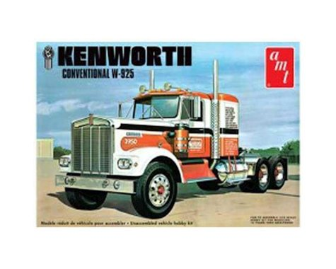 "AMT Kenworth W925 ""Movin' On"" Semi Tractor"