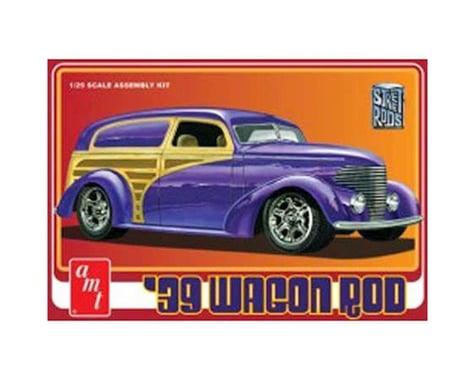 AMT 1/25 1939 Wagon Rod