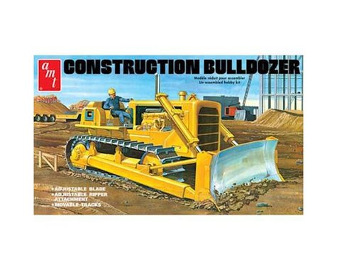 AMT 1 25 Construction Bulldozer
