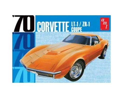 AMT 1 25 1970 Chevy Corvette Coupe