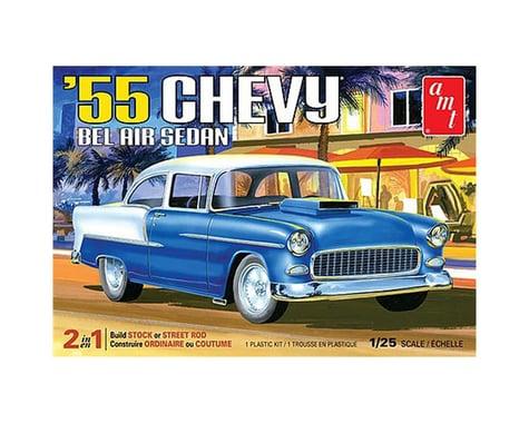 AMT 1/25 1955 Chevy Bel Air Sedan Model Kit