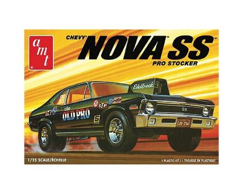 AMT 1/25 1972 Chevy Nova SS Old Pro