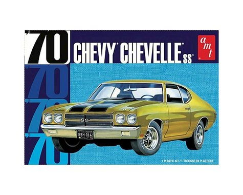 AMT 1 25 1970 Chevy Chevelle 22 2T