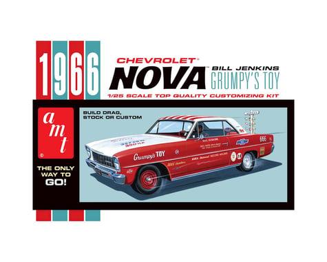 AMT 1/25 '66 Cheva Nova, Bill Jenkins
