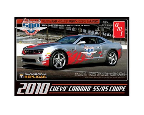 AMT 1/25 2010 Chevy Camaro RS/SS Indy 500 Pace Car