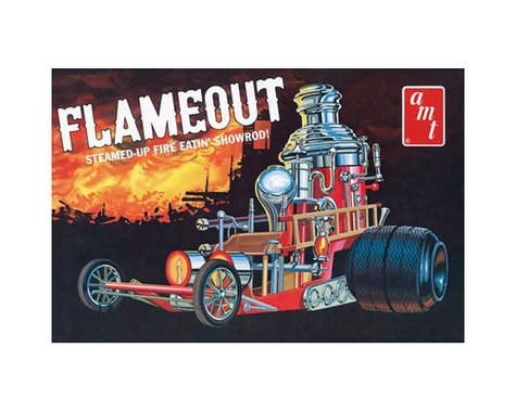 AMT 1:25 FLAMEOUT SHOW ROD