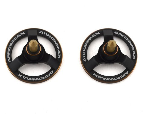AM Arrowmax Black Golden Chassis Balancing Tool (2)