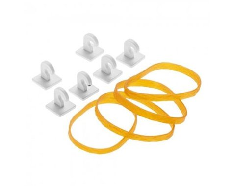 Rubber Band Hooks: Rescue 17 Fireboat (4)
