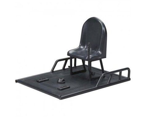 AquaCraft Radio Box Lid with Seat: Mini Alligator Tours