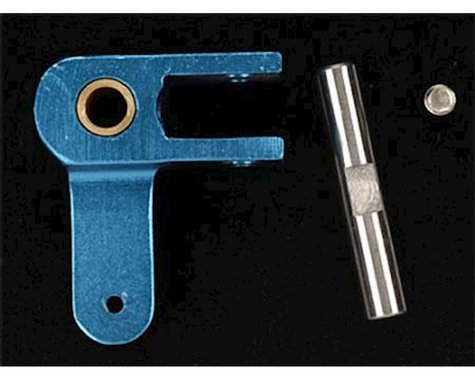 Machined Aluminum Rudder Control Arm .46-1.0: V24
