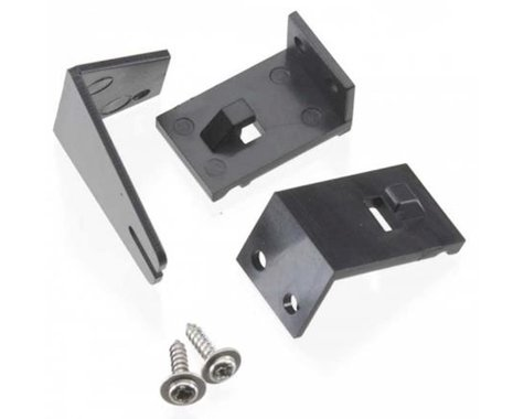 AquaCraft Rudder Support Brackets with Splash Guard: GP-1, Mini Thunder